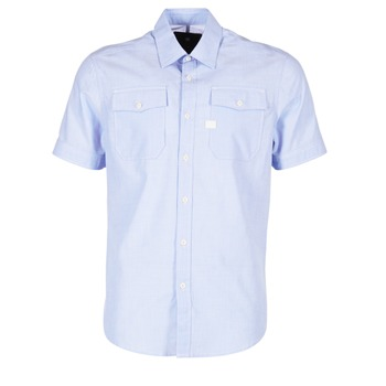 material Men short-sleeved shirts G-Star Raw LANDOH Blue