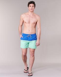 material Men Trunks / Swim shorts Gant CUT & SEWN SWIM SHORT Green / MARINE