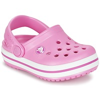 Shoes Children Clogs Crocs Crocband Clog Kids Pink