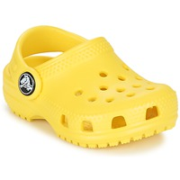 Shoes Children Clogs Crocs Classic Clog Kids Yellow