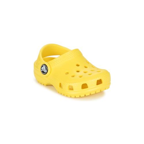 Crocs Classic Clog Kids Yellow - Fast