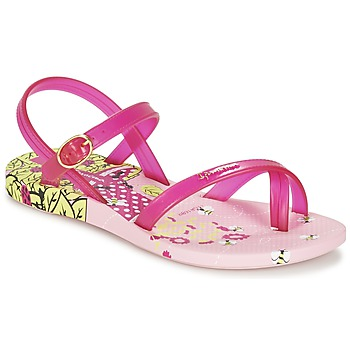 Shoes Girl Sandals Ipanema FASHION SANDAL IV KIDS Pink