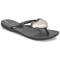 Shoes Women Flip flops Ipanema MAXI FASHION II Black