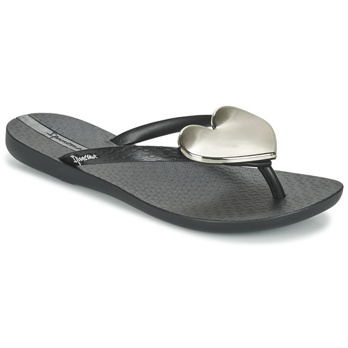 Shoes Women Flip flops Ipanema MAXI FASHION II Black
