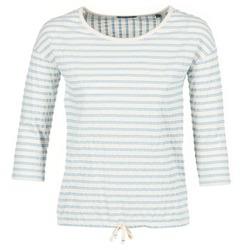 material Women Blouses Marc O'Polo GRASSIRCO White / Blue
