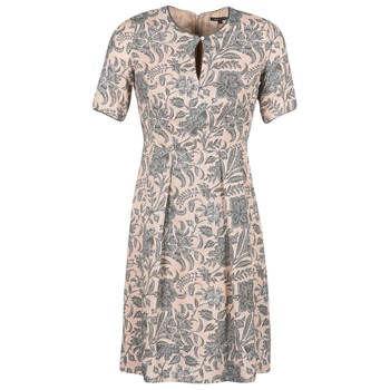 material Women Short Dresses Marc O'Polo GERDAZIL Grey / Nude