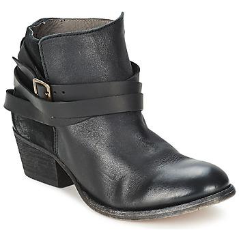 Shoes Women Ankle boots Hudson HORRIGAN Jet