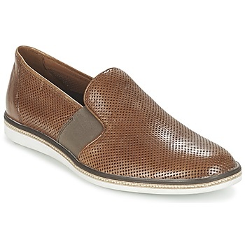 Shoes Men Slip ons Lloyd ALISTER Cognac