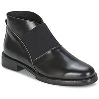 Shoes Women Ankle boots F-Troupe Chelsea Boot  black