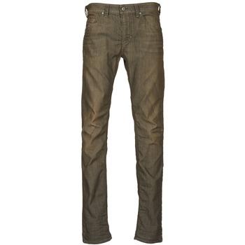 material Men slim jeans Diesel THAVAR Kaki