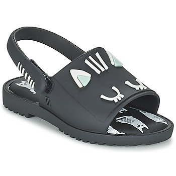 Shoes Girl Sandals Melissa MIA FABULA Black