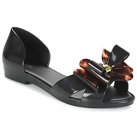 Shoes Women Ballerinas Melissa SEDUCTION II Black