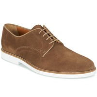 Shoes Men Derby shoes Hackett PATERSON Brown