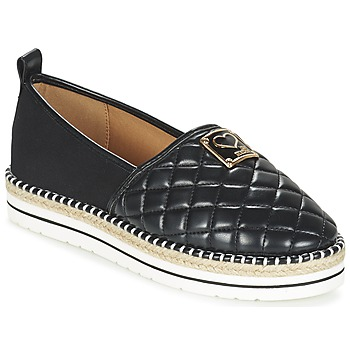 Shoes Women Espadrilles Love Moschino JA10093G13 Black