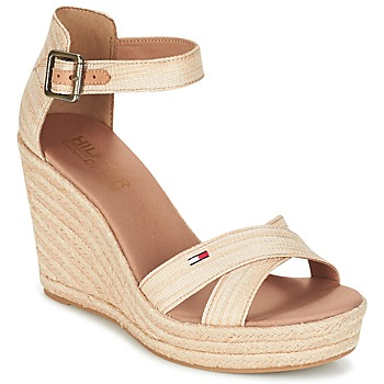 Shoes Women Sandals Tommy Hilfiger LUNA IDI Gold