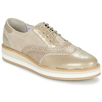 Shoes Women Derby shoes Lumberjack BRENDA BEIGE