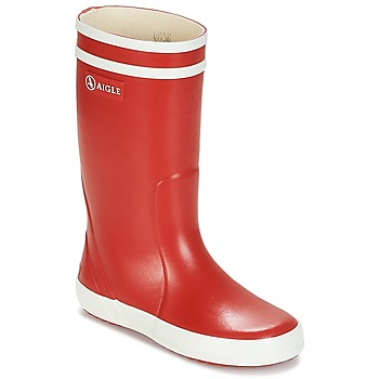 Boots Aigle POPPY Red / White 350x350