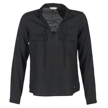 material Women Shirts Kaporal ALDA Black