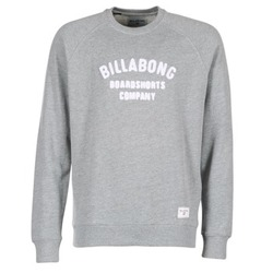 material Men sweatpants Billabong TROUBLE IN PARADISE CREW Grey