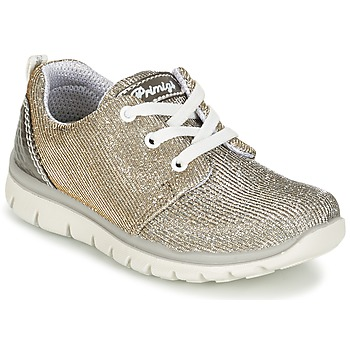 Shoes Girl Low top trainers Primigi HILOSSA Silver