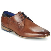 Shoes Men Derby shoes Bugatti CALETTE Cognac