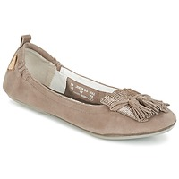 Shoes Women Ballerinas Bugatti MONATE TAUPE