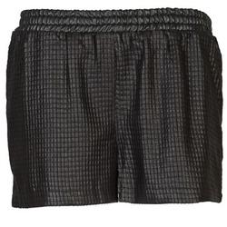 material Women Shorts / Bermudas Suncoo BONIE Black