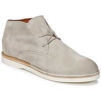 Shoes Women Mid boots Shabbies DRESCA Grey