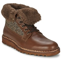 Shoes Men Mid boots Nobrand STREET HAZELNUT