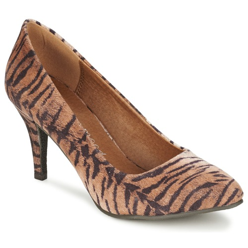Shoes Women Court shoes Moony Mood LENI Tiger