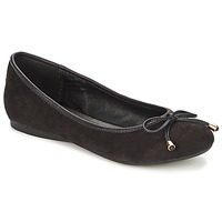 Shoes Women Ballerinas Moony Mood LIESA Black