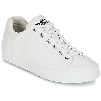 Shoes Women Low top trainers Ash NICKY White