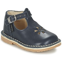 Shoes Girl Ballerinas Aster BIMBO Blue
