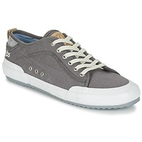 Shoes Men Low top trainers TBS ELOUAN Anthracite