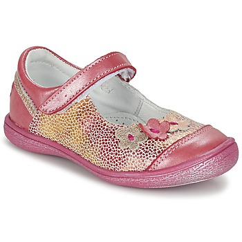 Shoes Girl Ballerinas GBB PRATIMA Vte / Coral