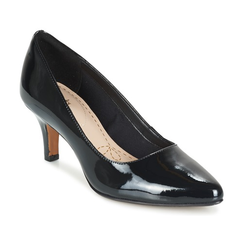 Shoes Women Court shoes Clarks ISIDORA FAYE Black