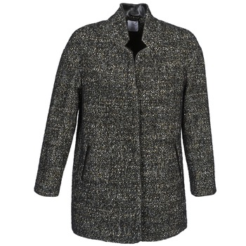 material Women coats Alba Moda XOLLO Grey / Mottled