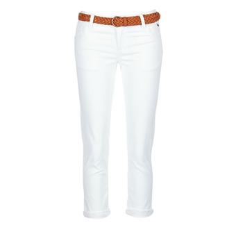 material Women cropped trousers Best Mountain ROSIMALI White