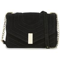 Bags Women Shoulder bags Petite Mendigote HIBOU Black