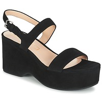 Shoes Women Sandals Marc Jacobs LILLYS WEDGE Black