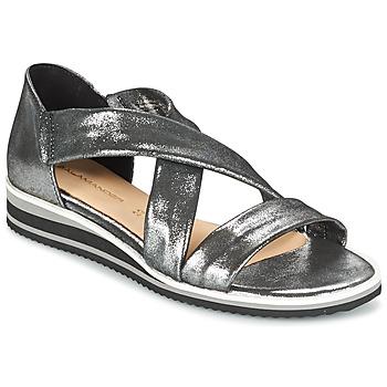 Shoes Women Sandals Salamander REBECCA Silver