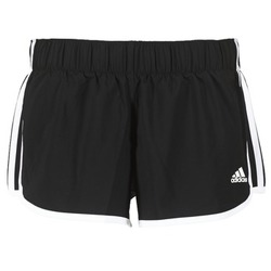 material Women Shorts / Bermudas adidas Performance M10 SHORT WOVEN Black
