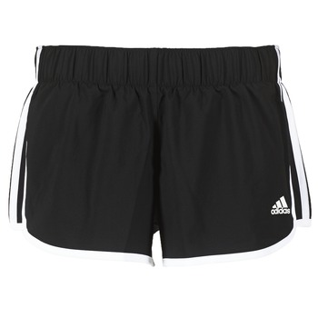 material Women Shorts / Bermudas adidas Performance M10 SHORT WOVEN Black