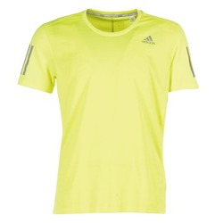 material Men short-sleeved t-shirts adidas Performance RS SS TEE M Yellow