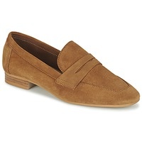 Shoes Women Loafers Esprit ARIA LOAFER CAMEL
