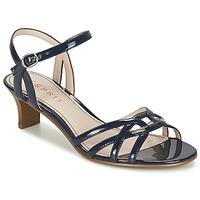 Shoes Women Sandals Esprit BIRKIN SANDAL MARINE