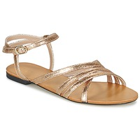 Shoes Women Sandals Esprit ADYA SANDAL Gold