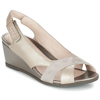 Shoes Women Sandals Stonefly SWEET TAUPE