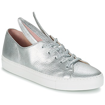 Shoes Women Low top trainers Minna Parikka ALL EARS Silver
