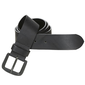 Accessorie Men Belts Replay CUIRETTE Black